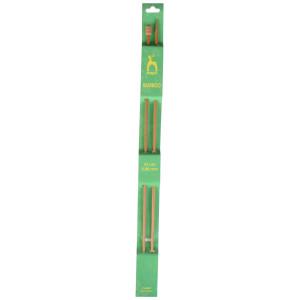 Pony Strikkepinde / Jumperpinde Bambus 33cm 3.50mm / 13in US 4