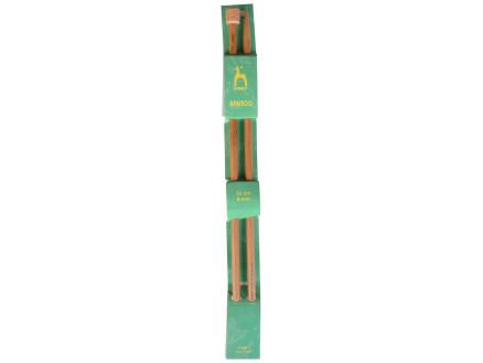 Pony Strikkepinde / Jumperpinde Bambus 33cm 8,00mm / 13in US 11 thumbnail
