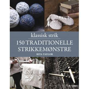 Klassisk strik - Bog af Rita Taylor