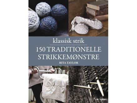 Image of   Klassisk strik - Bog af Rita Taylor