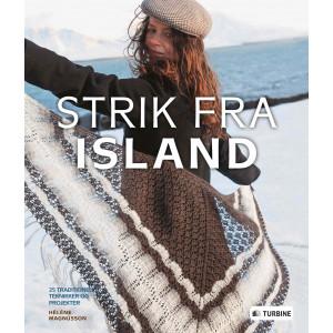Strik fra Island - Bog af Hélène Magnússen