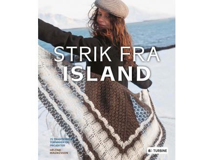 Image of   Strik fra Island - Bog af Hélène Magnússen