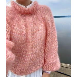 AnemoneSweateren af Kristine Sloth - YarnJunkies - Garnpakke til AnemoneSweateren Str. XS-2XL