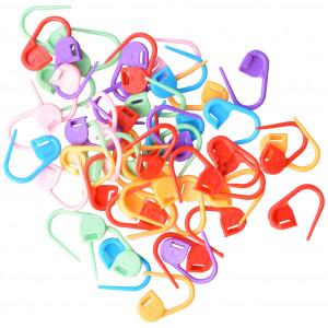 Image of   Infinity Hearts Maskemarkører 22 mm Ass. farver - 50 stk