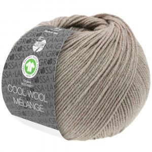 Lana Grossa Cool Wool Mélange Gots Garn 123