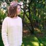 Sweater i patent af Rito Krea - Sweater Strikkeopskrift str. S-XL
