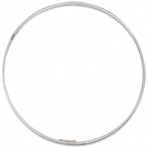 Infinity Hearts Metalring Sølv Ø30cm - 3 stk