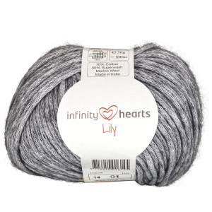 Infinity Hearts Lily Garn 14 Sort