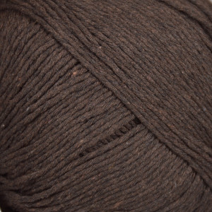 Infinity Hearts Amigurumi Garn 10 Mørkebrun