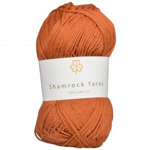 Shamrock Yarns 100% Bomuld 8/4 Garn 07 Støvet Lys Brun