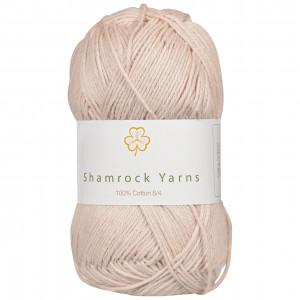 Shamrock Yarns 100% Bomuld 8/4 Garn 04 Sand