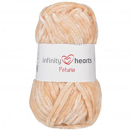 Infinity Hearts Petunia Garn 09 Beige thumbnail