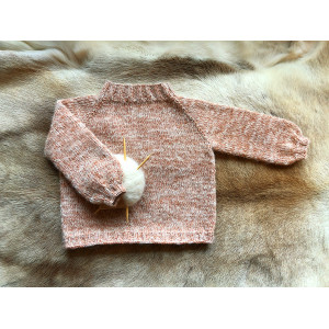 Skov Sweater af Rito Krea - Sweater Strikkeopskrift Str. 2-12år