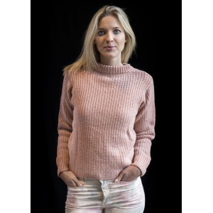 Mayflower Sweater - Bluse Strikkeopskrift str. S - XXXL