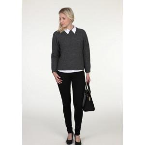 Mayflower Sweater - Bluse Strikkekit str. S - XXXL