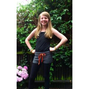 Mayflower Børne Shorts - Shorts Strikkekit str. 8 år - 14 år