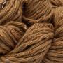 Erika Knight Gossypium Cotton Tweed Garn 4 Gyldenbrun