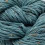 Erika Knight Gossypium Cotton Tweed Garn 11 Lys Turkis
