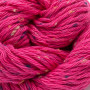 Erika Knight Gossypium Cotton Tweed Garn 13 Cyclam