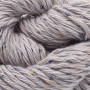 Erika Knight Gossypium Cotton Tweed Garn 17 Lysegrå