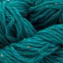 Erika Knight Gossypium Cotton Tweed Garn 27 Stærk Turkis