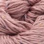 Erika Knight Gossypium Cotton Tweed Garn 28 Rose Kvarts