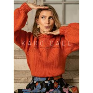 BeanSweater Karo Dall by Mayflower - Sweater Strikkeopskrift str. S-XXXL