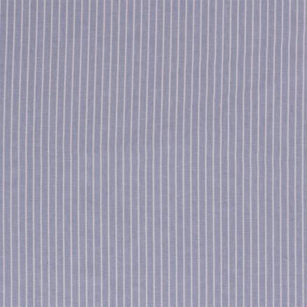 Viscose/Hør Jersey Striber Stof 150cm 003 Lys Grå - 50cm thumbnail
