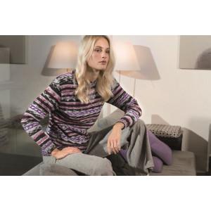 Schachenmayr merino extrafine 120 opskrift strikket sweater fra Schachenmayr fra rito.dk