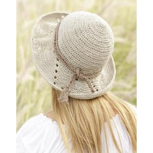 My Girl by DROPS Design - Hat Hækleopskrift 54/58 cm