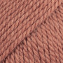 Drops Nepal Garn Unicolor 8914 Rød ler