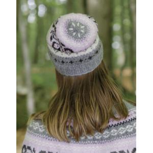 Telemark Hat by DROPS Design - Hue Strikkeopskrift str. S/M