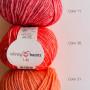 Infinity Hearts Lily Garn 31 Orange