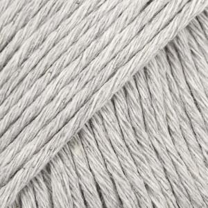 Drops Cotton Light Garn Unicolor 31 Perlegrå