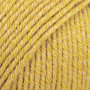 Drops Cotton Merino Garn Unicolor 15 Sennepsgul
