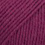 Drops Cotton Merino Garn Unicolor 07 Vinrød