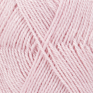 Drops BabyAlpaca Silk Garn Unicolor 3125 Lys Rosa