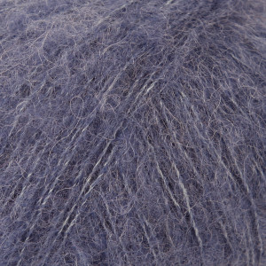 Drops Brushed Alpaca Silk Garn Unicolor 13 Jeans Blå