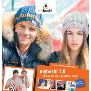 Myboshi 1.0 - Bog af Thomas Jaenisch og Felix Rohland