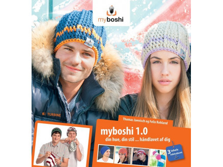 Image of   Myboshi 1.0 - Bog af Thomas Jaenisch og Felix Rohland