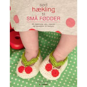 Sød hækling til små fødder - Bog af Vita Apala