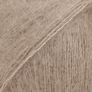 Drops Kid-Silk Garn Unicolor 12 Beige