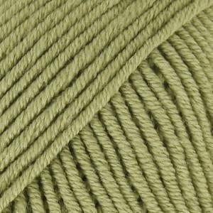 Drops Merino Extra Fine Garn Unicolor 18 Æbelgrøn