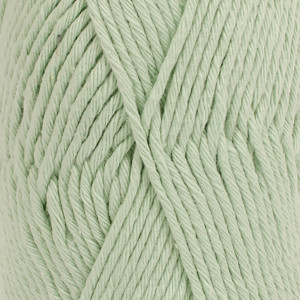 Drops Paris Garn Unicolor 21 Lys Mintgrøn