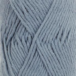 Drops Paris Garn Unicolor 30 Jeansblå