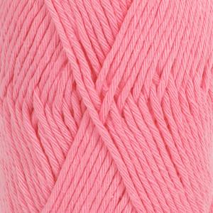 Drops Paris Garn Unicolor 33 Mellem Rosa