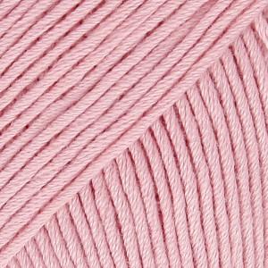 Drops Safran Garn Unicolor 01 Lys Rosa