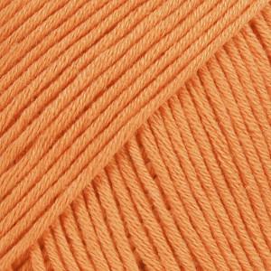 Drops Safran Garn Unicolor 28 Appelsin