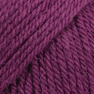 Drops Lima Garn Unicolor 5820 Rubinrød