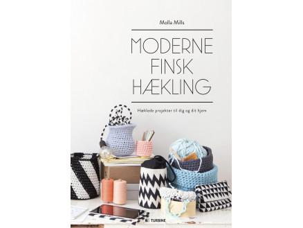 Image of   Moderne finsk hækling - Bog af Molla Mills